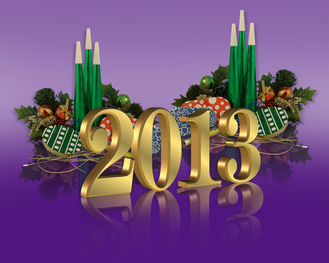 ¡Feliz Año Nuevo!   Happy New Year! | Espacios Multiactorales | Scoop.it