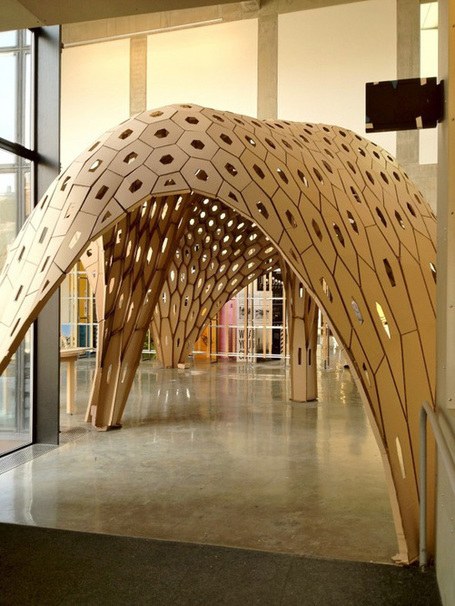 Catalyst Hexshell / MATSYS - eVolo | Architecture Magazine | e-merging Knowledge | Scoop.it