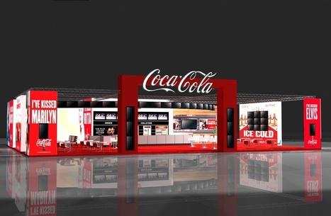 YCD Multimedia and Coca-Cola showcasing cinema digital signage at CineEurope 2015   digital signage   Scoop.it