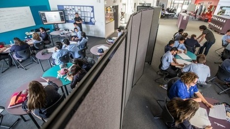 Schools hit a wall with open-plan classrooms   PLE Foster   Scoop.it