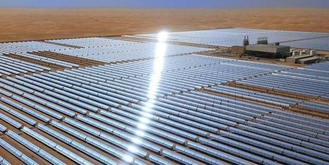 Mahlab and 9 ministers inaugurate solar power stations in Luxor ... | Nubia; daily life and cultural heritage | Scoop.it