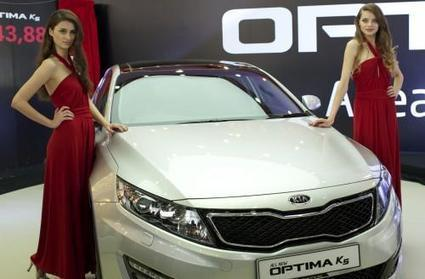 Kia Optima K5 has been launched in Malaysia | Kia WIKI | CarReview | Scoop.it