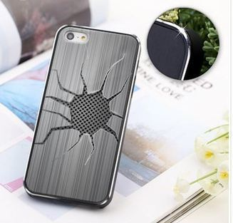 Bullet hole iPhone 5 case | Apple iPhone and iPad news | Scoop.it