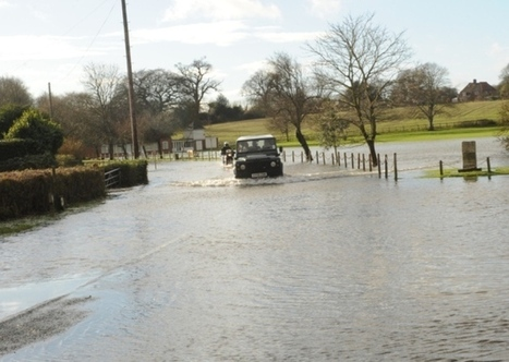 Can £1m spending spree stop Lavant Valley flooding? | Groundwater flooding UK | Scoop.it