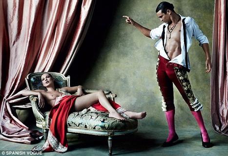Kate Moss e il torero: la foto più attesa di dicembre | JIMIPARADISE! | Scoop.it