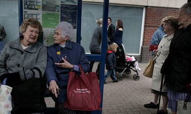 Britain's ageing population: the impact on families and services | supporting family carers | Scoop.it