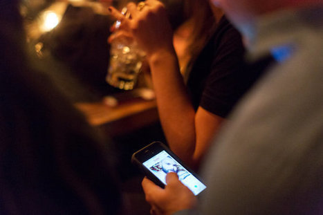 Tinder Doesn't Contribute to Hookup Culture (Says Tinder) | Back Chat | Scoop.it