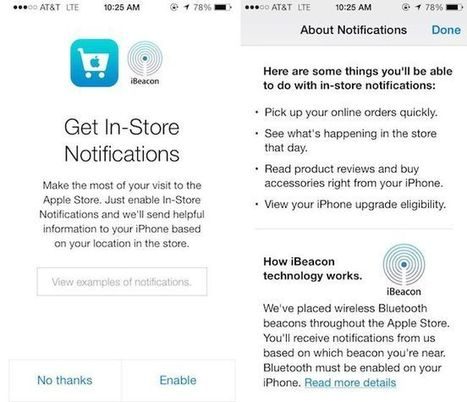 15 Companies From Airports to Retail Already Using Beacon Technology | Beacons | Scoop.it
