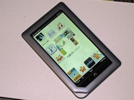 Is Nook Color a (Cheap) iPad Substitute? - LifeGoesStrong | Publishing Digital Book Apps for Kids | Scoop.it