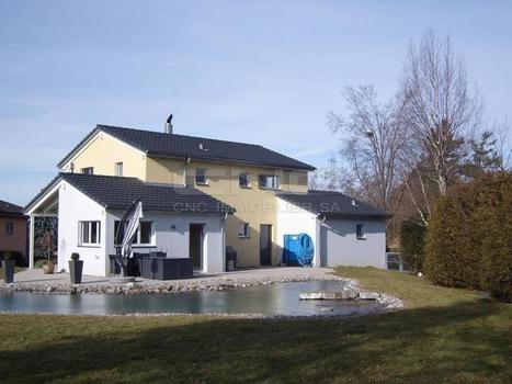 Une bien belle villa dans la campagne de Marly.   Immobilier Fribourg   Scoop.it