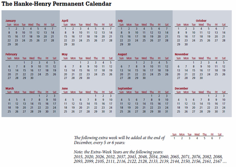 Time for a change? Scholars say calendar needs serious overhaul | FutureChronicles | Scoop.it