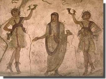 Los Lares Romanos, Dioses del Hogar | Dioses de la Antigua Roma | Scoop.it