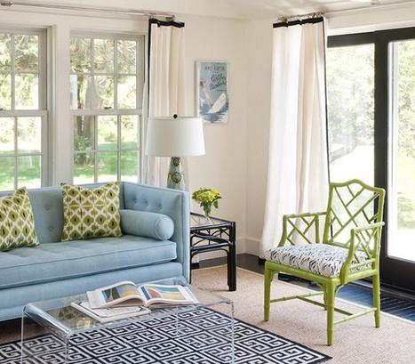 Küçük Salonlar İçin Dekorasyon Fikirleri | dekorasyontrendleri | Scoop.it