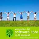 Valoración del Software Libre 2011 | Software libre en educación | Scoop.it
