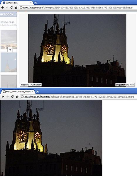 La engañosa 'privacidad' de las fotos en Facebook | Navegante | elmundo.es | Linguagem Virtual | Scoop.it