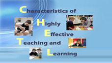 Characteristics of Highly Effective Teaching and Learning | college and career ready | Scoop.it