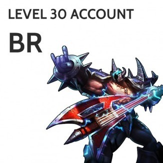 Buy Level 30 Unranked Account | mordant | Scoop.it