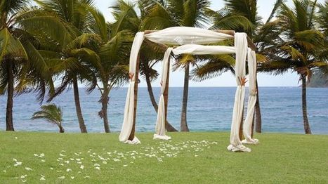 Say 'I do' to these 8 over-the-top beach weddings - Fox News | Weddings | Scoop.it