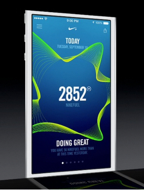 Should fitness gadget makers fear the iPhone 5S? | UX-UI-Wearable-Tech for Enhanced Human | Scoop.it
