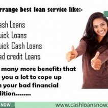 Cash Loans Now- Get Speedy Cash Support In Urgencies | Cash Loans Now | Scoop.it