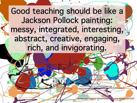 8 Tips For Updating Your Teaching | Technology in Art And Education | Scoop.it