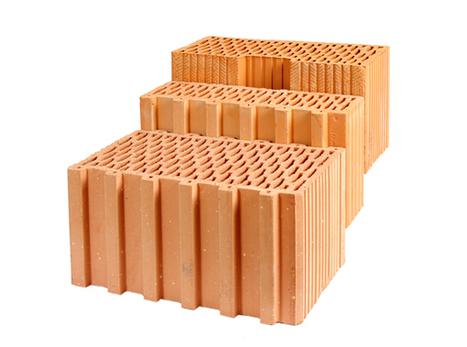 Керамический блок KERATERM - большой брат глиняного кирпича - ЛОДЕ | ALL | Scoop.it