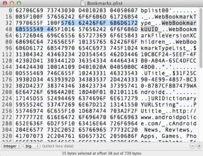 "Plists, XML and XPATH – A Series Pt.4 | ""Computação Forense"" | Scoop.it"