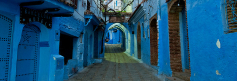Top 4 des villes qui voient la vie en bleu | Actu Tourisme | Scoop.it