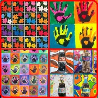 Proyecto Andy Warhol, MatemáTICas y Arte: Retrato, simetría y composiciones modulares ~ MaTe+TICas y ArTe   ARTE, ARTISTAS E INNOVACIÓN TECNOLÓGICA   Scoop.it