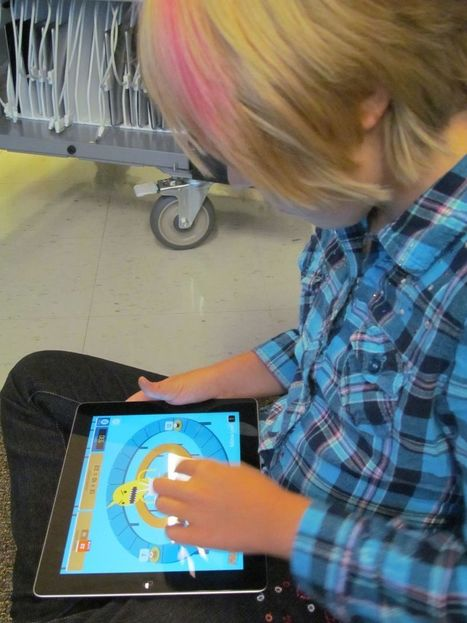 iPaddling in the BYOD Classroom » Third Graders, Dreaming Big | Classrooms and schools are for 21st century learners | Scoop.it