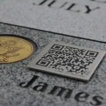 Des QR codes sur les tombes de nos cimetières | QR code news | Scoop.it