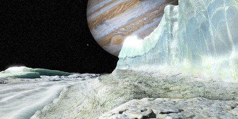 Een bemande missie naar Europa: een maan die mogelijk wemelt van leven - Scientias.nl | The human scale | Scoop.it
