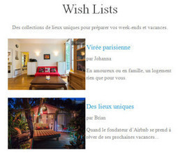 Success story Emailing : Airbnb, une newsletter qui nous fait voyager | Agence Email Marketing : Campagne Emailing, e-CRM | Raffles Media | Immobilier et son évolution | Scoop.it