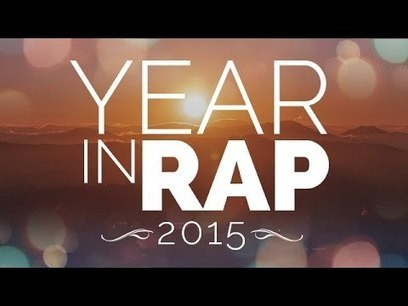 Year In Rap 2015 | ELT resources designed for building EFL-ESL lessons & courses | Scoop.it