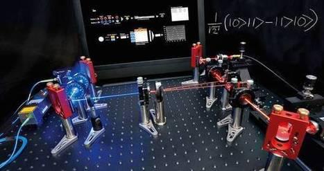 Nuovo record per il teletrasporto - Fisica e Matematica - Scienza&Tecnica - ANSA.it | Polvere di Stelle | Scoop.it