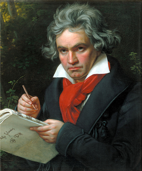 From Beethoven to Marissa Mayer: the bizarre habits of highly creative people | HR | Scoop.it