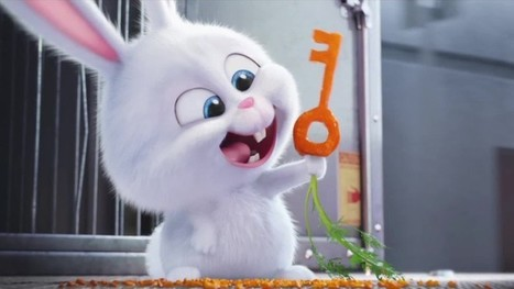 'The Secret Life of Pets' unleashes a great idea but can't curb it | Caring About Pets | Scoop.it