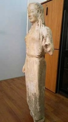 'Priceless' ancient Greek statue snatched from smugglers is a fake | Antiques & Vintage Collectibles | Scoop.it
