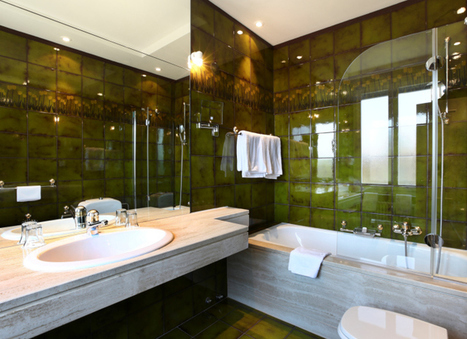 Advantages of Rubber Tile Flooring in Bathrooms | H2 Design and Development Corp | Scoop.it