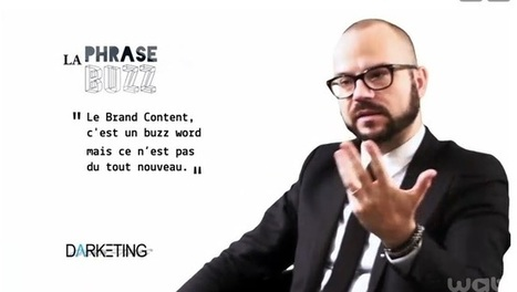 Vers une nouvelle définition du brand content ? | transition digitale : RSE, community manager, collaboration | Scoop.it