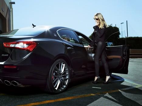Maserati and Heidi Klum | Beyond the swimsuit | New Ghibli debut | MotorExposed.com | Car news | Scoop.it