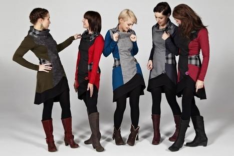 Lancement de la nouvelle collection de Créations Encore | Éco Designers du Québec | Scoop.it