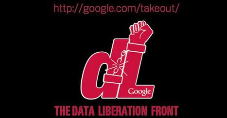 TakeOut. Sauvegardez tous vos contenus Google - Les Outils Google | clefs à mon net | Scoop.it