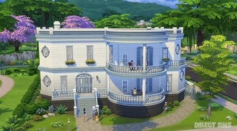 Les Sims 4 : Ce que nous réserve la vidéo du Mode Construction << Direct Sims | jjArcenCiel | Scoop.it