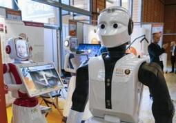 Robotics trade show offers glimpse into future of service robots | Robotics and their Artificial Intelligence | Scoop.it