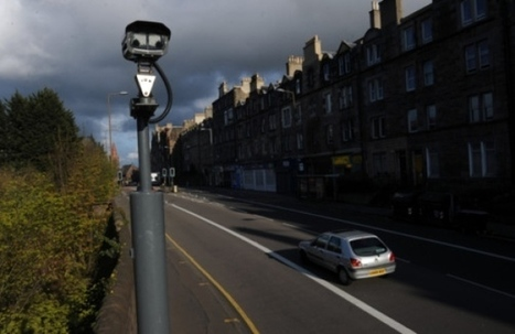 Thousands caught in camera clampdown on Edinburgh bus lanes - Transport - Scotsman.com | Today's Edinburgh News | Scoop.it