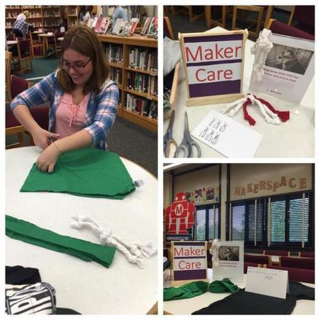 The Compassionate Maker: #Make a Difference in the World | 21st Century School Libraries | Scoop.it