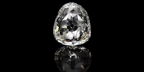 Le Diamant de Marie de Médicis, un joyau exceptionnel exposé à Paris | Culturebox | Arts et antiquités : News | Scoop.it