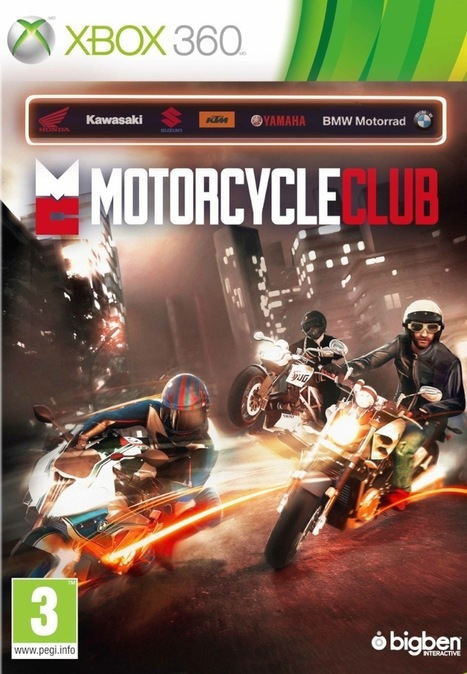 Motorcycle Club Full Version Game Xbox 360 Free Download ~ Abomination | AbominationGames.net | Scoop.it
