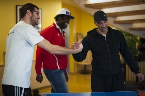 Sport pour Toit : l'accès au sport pour les sans-abris   Efficycle   Scoop.it